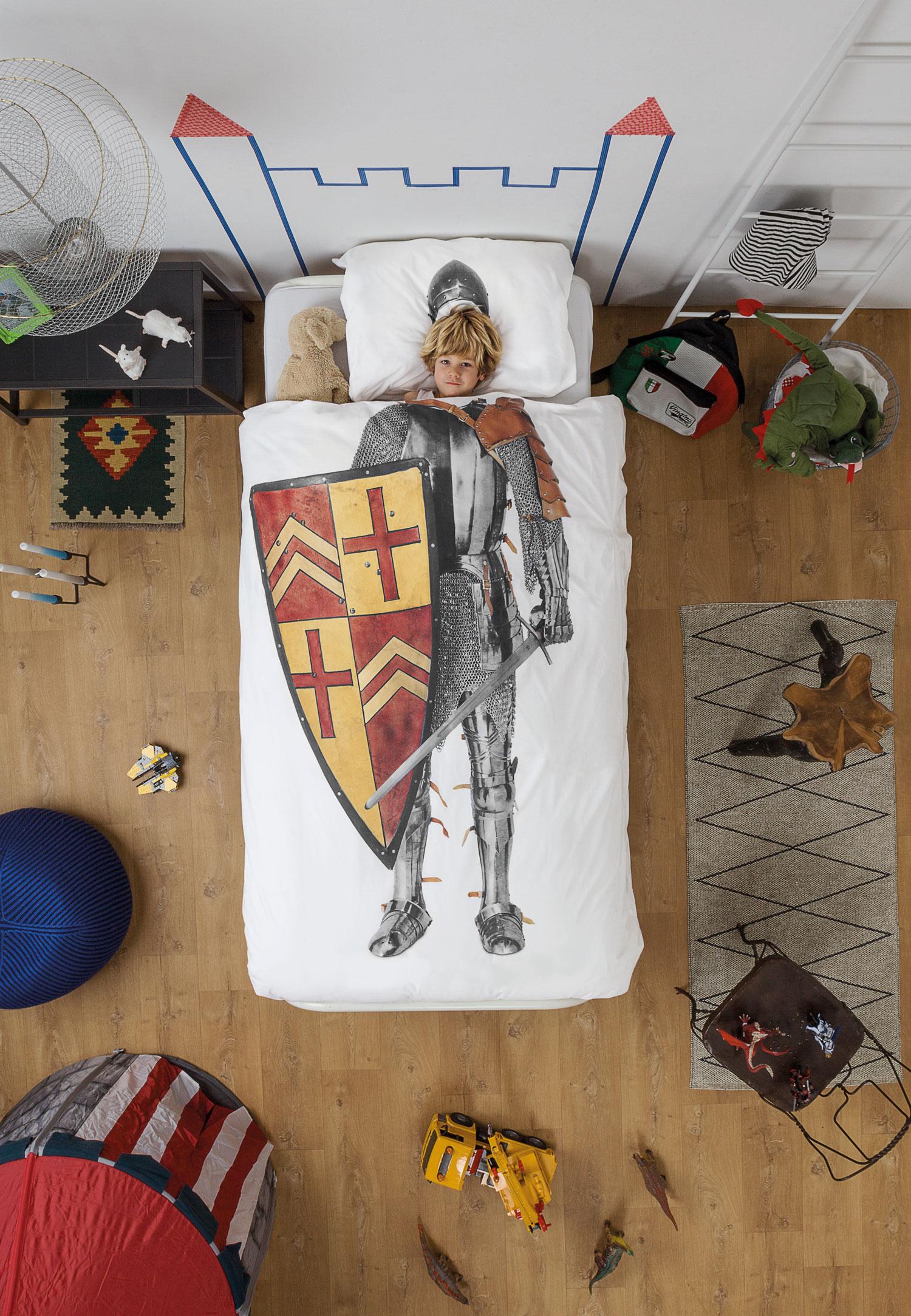 SNURK Ridder Sengetøj