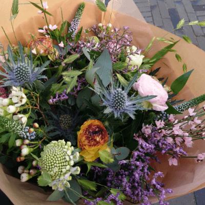 PRYD Signaturbuket (floristens Valg)