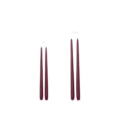 Aubergine Stagelys, Ø2,2 Cm (sæt á 2 Stk)