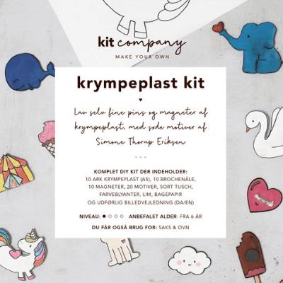 Krympeplast Kit