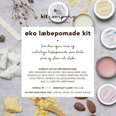 Læbepomade Kit